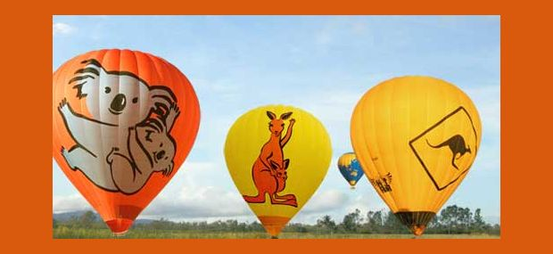 Ballooning-with-Hot-Air-Cairns-Port-Douglas-weddings